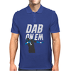 Cam Newton Dab On Em Mens Polo
