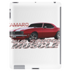 Camaro SS 1967 1968 1969 Old School Muscle Tablet (vertical)