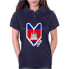 Cambodia Cambodian Flag Womens Polo