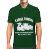 Camel Towing Mens Polo