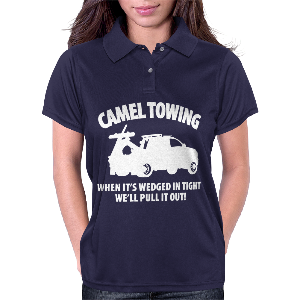 Camel Towing Womens Polo