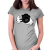 Camera Photography Photographer Womens Fitted T-Shirt