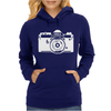 Camera Photography Womens Hoodie