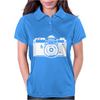 Camera Photography Womens Polo