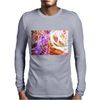 Camera Toss Mens Long Sleeve T-Shirt