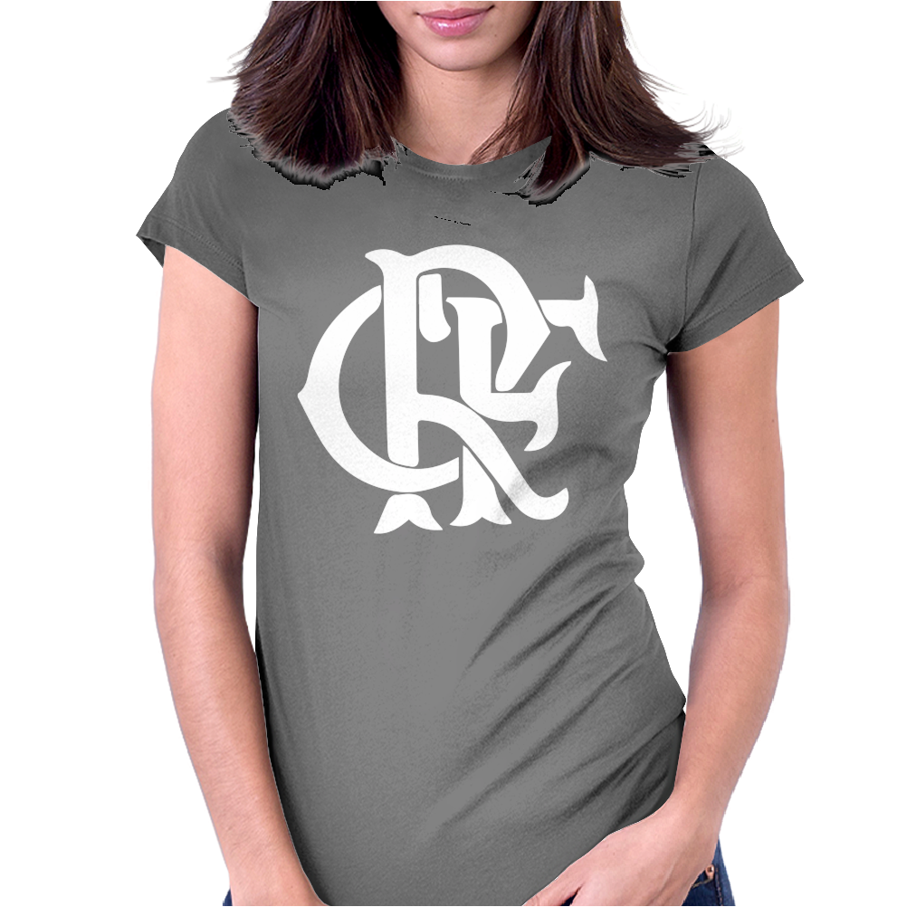 Camisa do Flamengo Womens Fitted T-Shirt