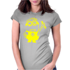 Camiseta Minion Mecanic Womens Fitted T-Shirt