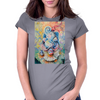 Camomile Ballet. Elephant and Mouse. Womens Fitted T-Shirt
