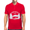 Camp Crystal Lake Mens Polo