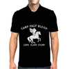 Camp Half-Blood Long Island Sound Mens Polo
