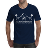 Camping Hunting Mens T-Shirt
