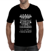Camping Rules Mens T-Shirt