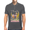 Can not Fight The Moonlight Mens Polo