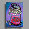 Can of Worms Poster Print (Portrait)