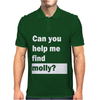 Can You Help Me Find Molly Mens Polo