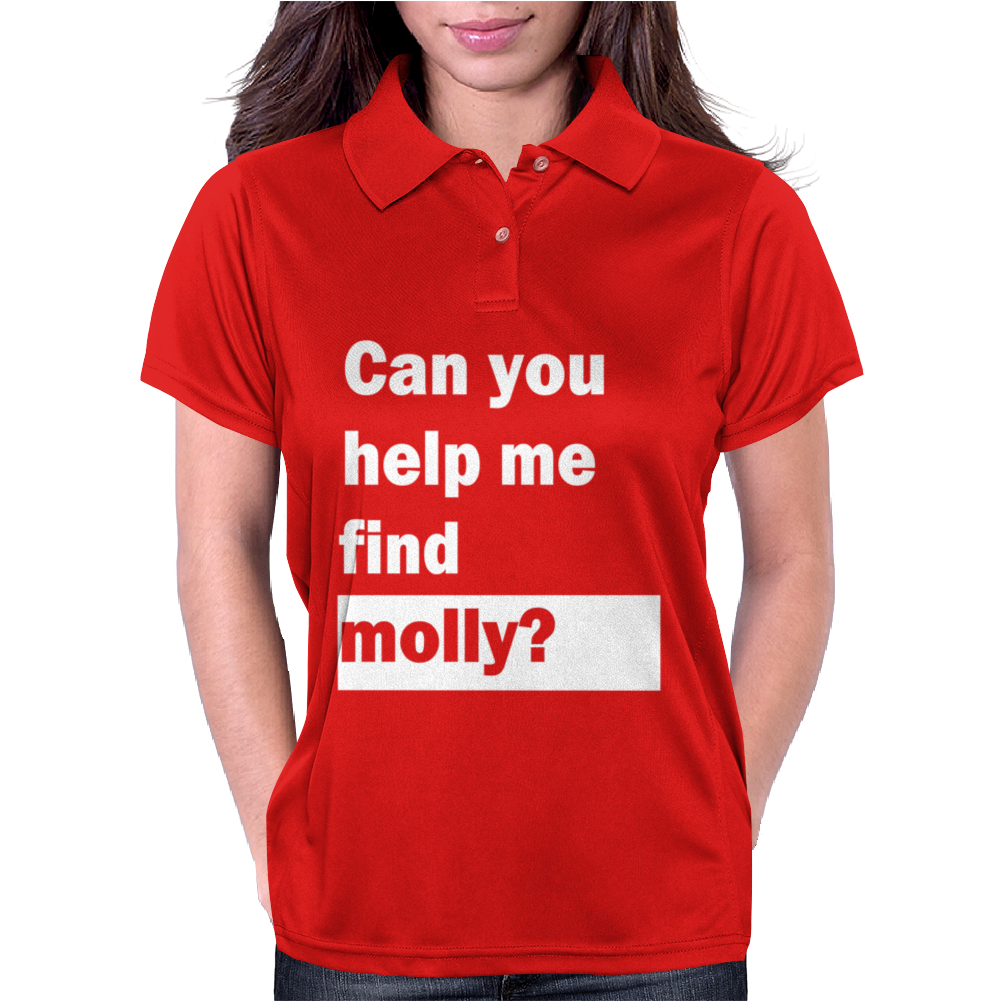 Can You Help Me Find Molly Womens Polo