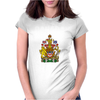 Canada Coat Of Arms Royal Womens Fitted T-Shirt