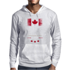 canada maple leaf from sea to sea Mens Hoodie