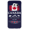 canada maple leaf from sea to sea Phone Case