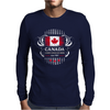 canada maple leaf from sea to sea since 1867 Mens Long Sleeve T-Shirt