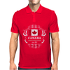canada maple leaf from sea to sea since 1867 Mens Polo