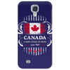 canada maple leaf from sea to sea since 1867 Phone Case