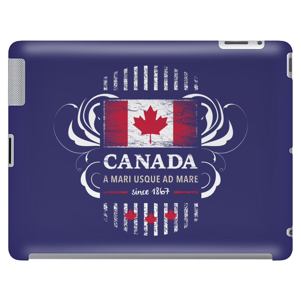 canada maple leaf from sea to sea since 1867 Tablet