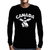 Canada Moose Mens Long Sleeve T-Shirt