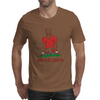 Canada Rugby 2nd Row Forward World Cup Mens T-Shirt
