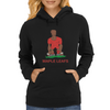Canada Rugby 2nd Row Forward World Cup Womens Hoodie