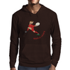 Canada Rugby Back World Cup Mens Hoodie