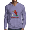 Canada Rugby Kicker World Cup Mens Hoodie