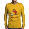 Canada Rugby Kicker World Cup Mens Long Sleeve T-Shirt