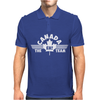 canada t shirt Mens Polo