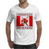 Canadian Blues- Written In Blood Mens T-Shirt