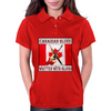 Canadian Blues-Written With Blood Womens Polo
