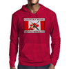 Canadian Country Music, Written With Blood Mens Hoodie