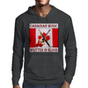 Canadian Music- Written In Blood Mens Hoodie