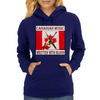 Canadian Music- Written With Blood Womens Hoodie