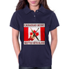 Canadian Music- Written With Blood Womens Polo