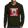 Canadian Rock and Roll- Written With Blood Mens Hoodie