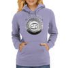 Cancer Astrological Sign Womens Hoodie