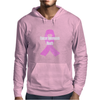 Cancer Awareness Month - (Designs4You) Mens Hoodie