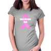 Cancer Awareness Month - (Designs4You) Womens Fitted T-Shirt