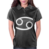 Cancer Horoscope Zodiac Womens Polo