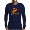 CANCER Mens Long Sleeve T-Shirt