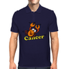 CANCER Mens Polo