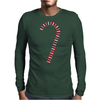 Candy Cane 2 Mens Long Sleeve T-Shirt
