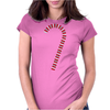Candy Cane 2 Womens Fitted T-Shirt