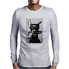 Cane Pistola Dog Mens Long Sleeve T-Shirt